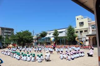 幼稚園 春木 カトリック